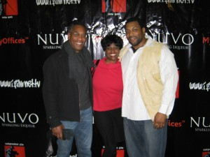 veteran actor Joe Morton, filmmakers Olu Gittens and Attika Torrence