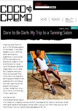 dare to be dark - coco and creme