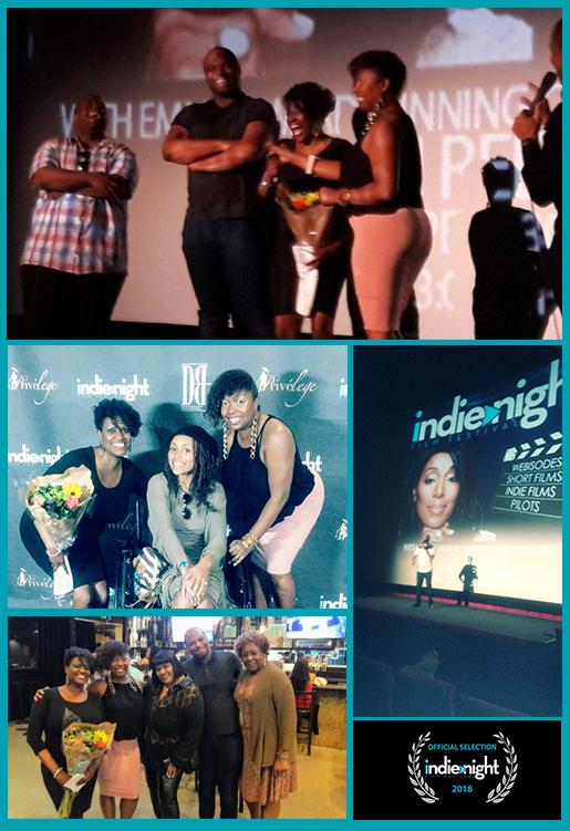Let's Talk Hair TV at Indie Night Film Festival